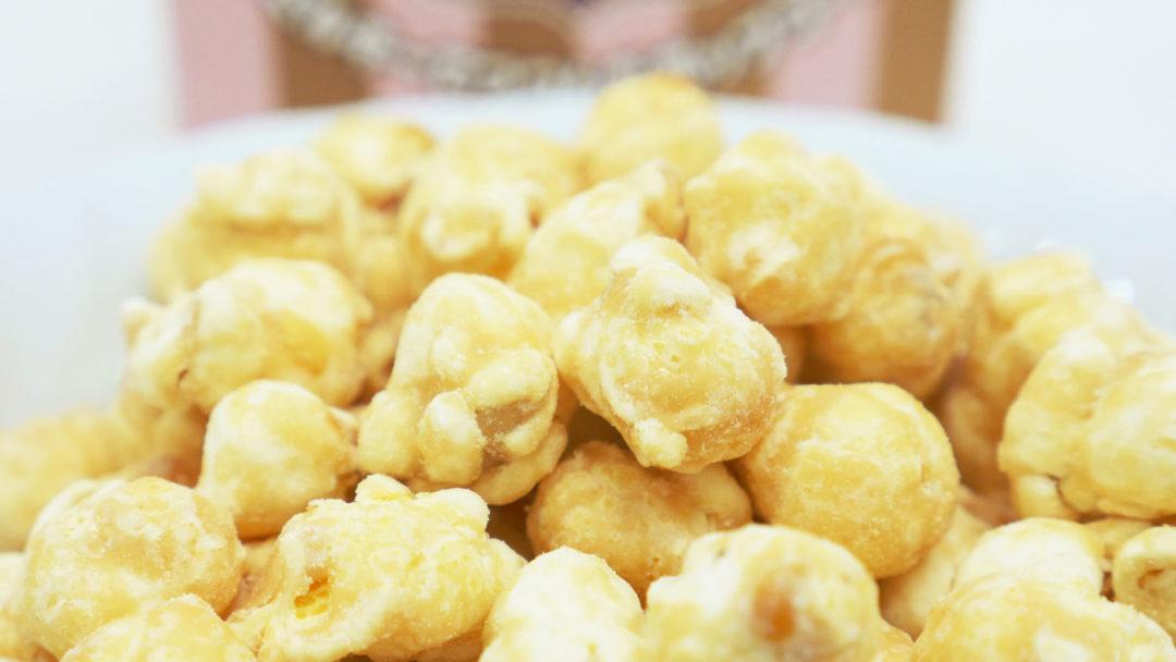 Receita de Pipoca Gourmet de Leite Ninho