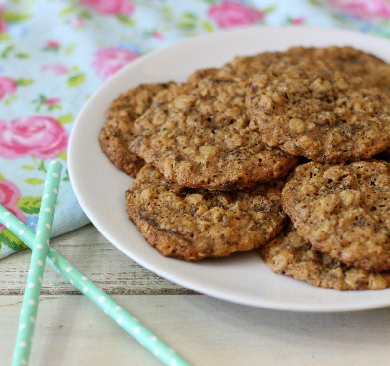 Receitas de Cookies Fitness