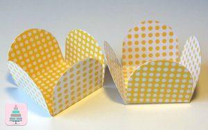 Forma Papelão em Formato Quadrado